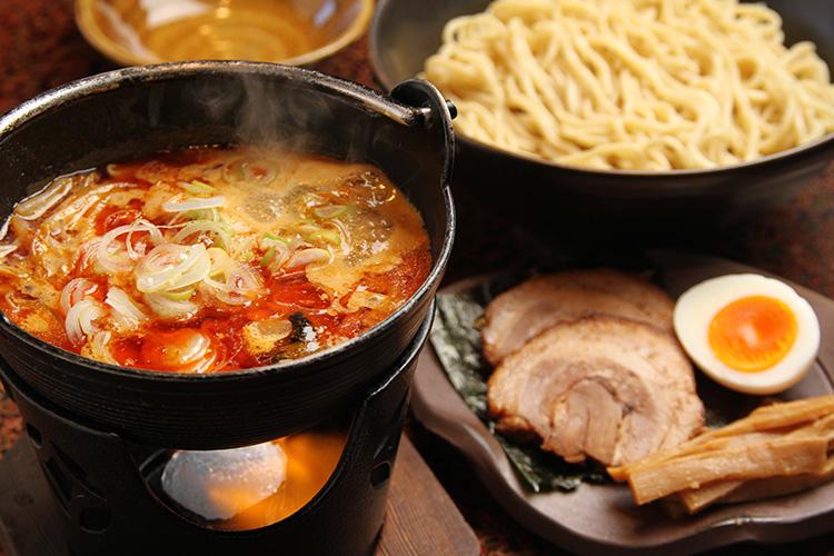 2015年5月のおすすめラーメン「辛味噌あつ麺」