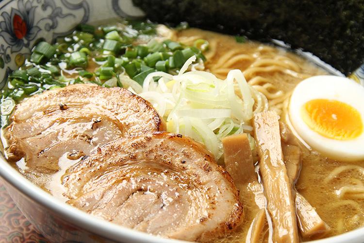 麺処-田楽_豚そばみそラーメン2
